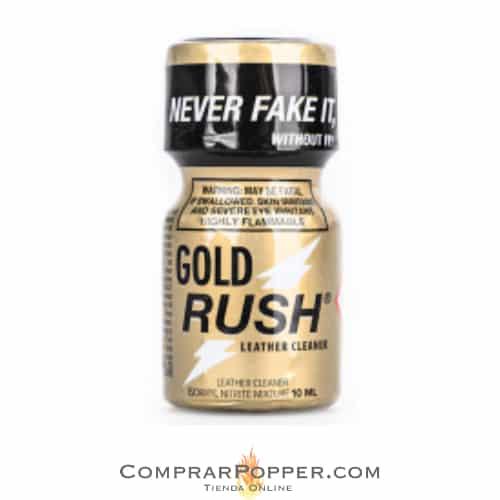 popper gold rush pequeño