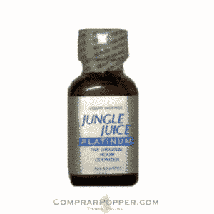 popper jungle juice platinum 25 ml de venta en comprarpopper.com
