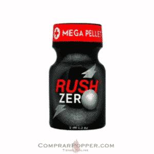 popper rush zero imagen del bote con el logo de comprarpopper