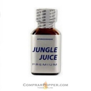 popper jungle juice premium imagen del bote de 25 ml de comprar popper online en España