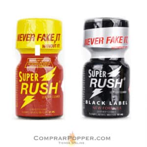 pack super rush black red