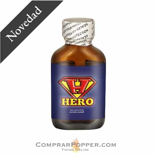 popper hero grande con etiqueta de novedad