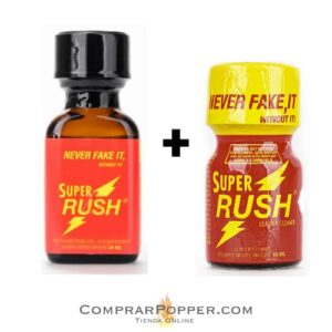 pack popper super rush grande y pequeño en comprarpopper
