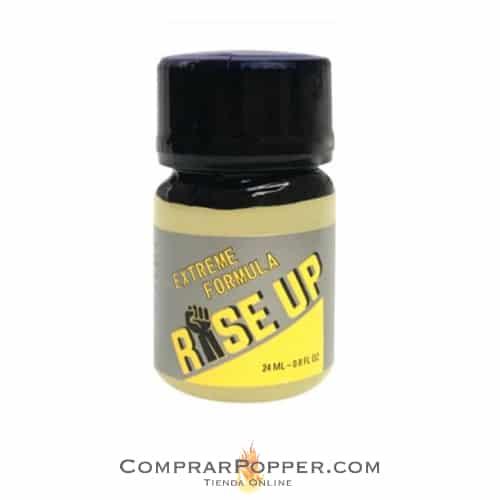 popper rise up grande con el logo de la tienda comprar popper