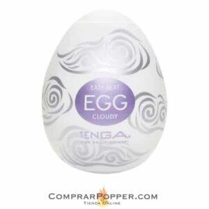 huevo masturbador tenga cloudy imagen de frente del juguete