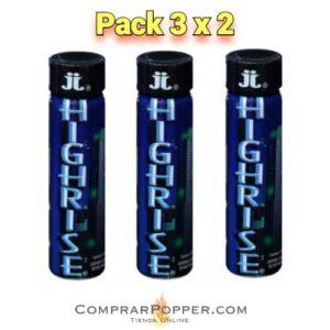 pack 3x2 popper highrise en nuestra tienda de popper en españa
