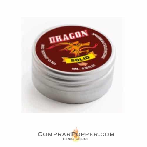 popper dragón sólido imagen de la cajita de 10 ml
