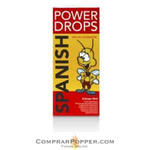 gotas del amor spanish drops en tienda comprar popper