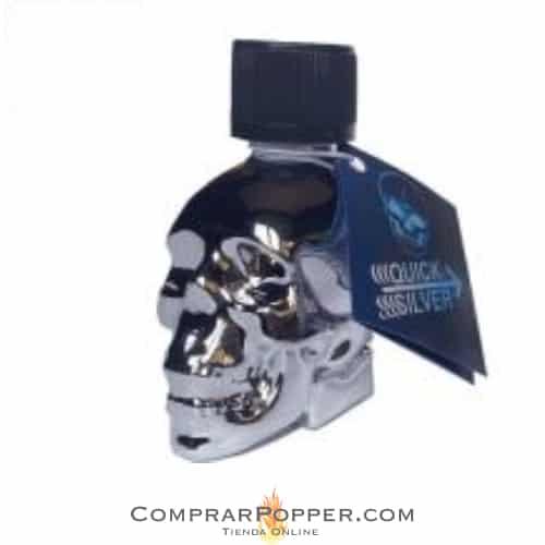 popper quicksilver skull