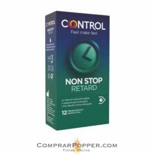 imagen caja preservativos retardantes control en comprar popper